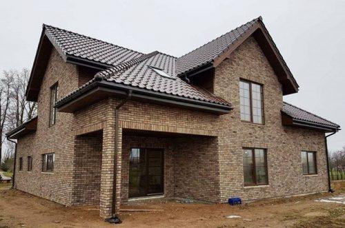 Senu namu remontas uz priimtina kaina.