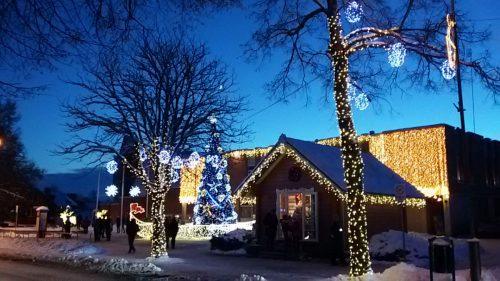 Kalėdinės verslo dovanos kibinai