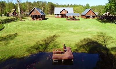 Sodybos nuoma atostogoms kaime